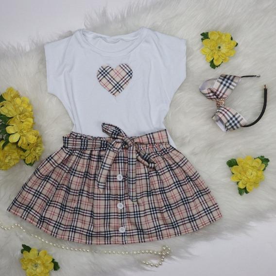 Look Infantil - Conjunto - Baby Mini Diva ..