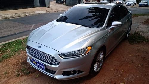 Ford Fusion 2014 2.0 Gtdi Titanium Awd Aut. 4p