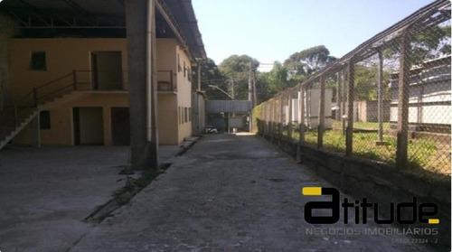 Galpão Para Locação De 400 M²   Aldeia De Barueri - 3497