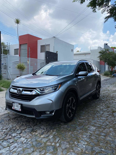 Imagen 1 de 11 de Honda Cr-v 2019 1.5 Touring Cvt