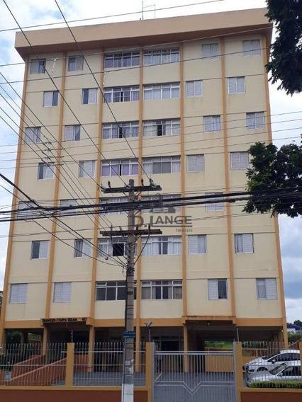 Apartamento Com 2 Dormitórios À Venda, 68 M² Por R$ 280.000 - Vila Industrial - Campinas/sp - Ap17333