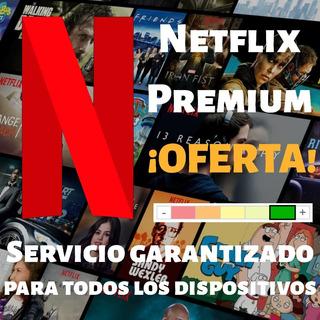 Neflix Ultra Hd 4k Originales | Anticaida | Garantizado |