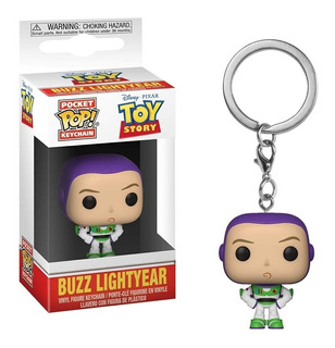 Llavero Funko Pop Disney Toy Story Buzz Lightyear Original