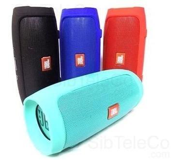 Caixa De Som Portátil Charge Mini Bluetooth Todas Cores