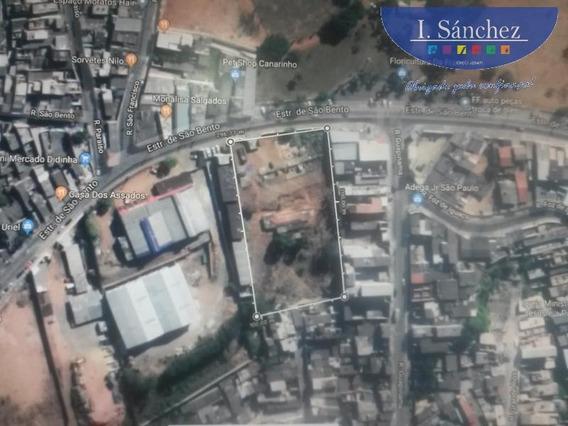 Área Para Venda Em Itaquaquecetuba, Jardim São Paulo - 190330_1-1097620