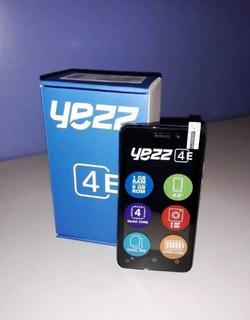 Telefono Yezz 4e Doble Sim Ram 1gb 8gb Android 8.1 60vrds