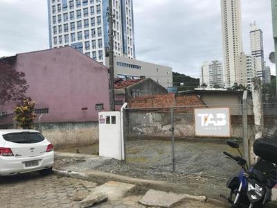 Terreno Para Alugar Por R$ 1.800/mês - Ariribá - Balneário Camboriú/sc - Te0116