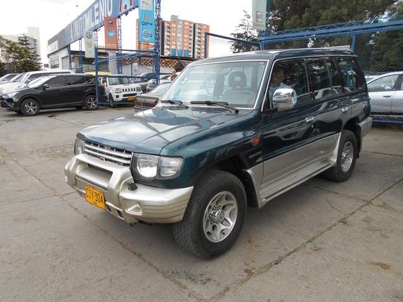 Mitsubishi Montero Wagon 3.5