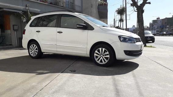 Volkswagen Suran 2014 Edicion Limitada La Mas Full