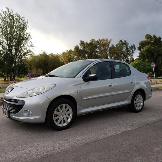 Peugeot 207 Sedan 4 Purtas Xs Allure 2013 Nuevo