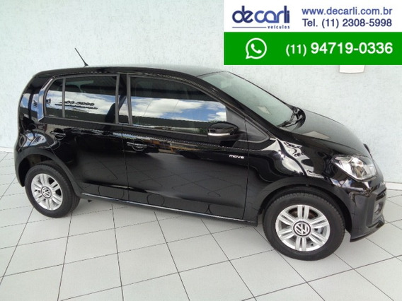 Volkswagen Up! 1.0 Move Imotion (flex) Preto - 2017/2018