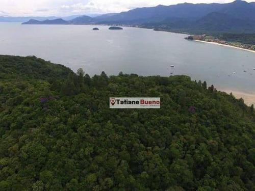 Imagem 1 de 5 de Área À Venda, 18350 M² Por R$ 2.200.000 - Praia Da Tabatinga - Ubatuba/sp - Ar0037
