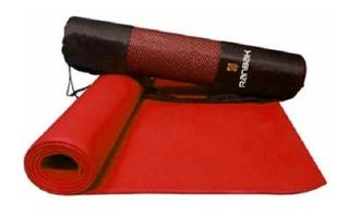 Colchoneta Mats 6mm Fitness/yoga Ranbak 731 Bolso+cuotas Fij