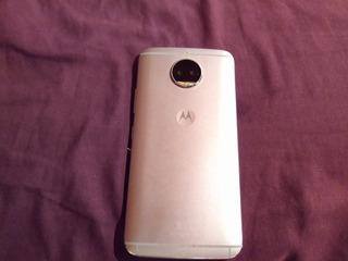 Celular Motorola G 5 S Plus Color Celeste