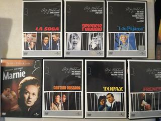 Pack Colección Alfred Hitchcock Dvd Original 10 Películas
