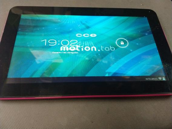 Tablet Cce.motion Tr91 10polegas Semi Novo...