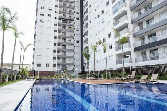 Apartamento Com 1 Dormitório Para Alugar, 39 M² Por R$ 1.400/mês - Brás - São Paulo/sp - Ap7258
