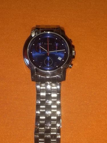 Relógio Bulova Accutron Suíço Usado Semi Novo
