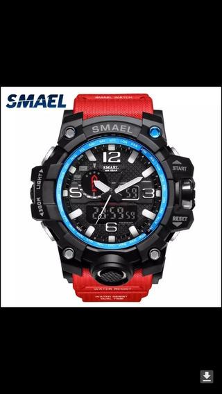 Reloj Táctico Smael