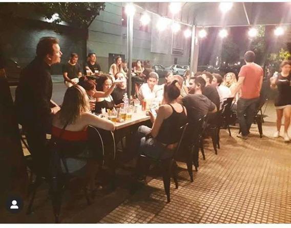 Fondo De Comercio Bar Villa Crespo