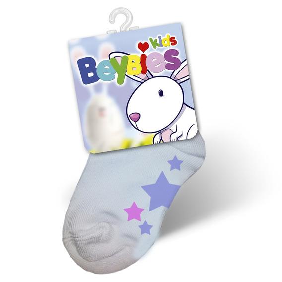 Medias Bebes 1-3 Años Blanca Beybies