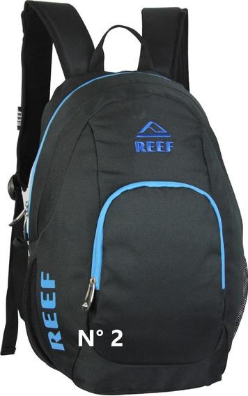 Mochila Reef Rf-714 Porta Notebook. 100% Originales.