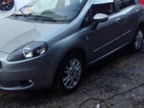 Fiat Punto 1.4 Itália Flex 5p 2012