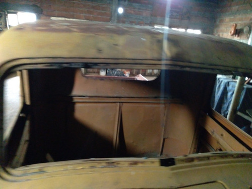 Chevrolet Camioneta 1939 Camioneta