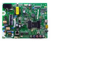 Placa Principal Tv Semp Toshiba Modelo Sl40l24 + Cabo Flat