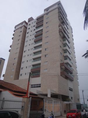Lindo Apartamento Em Mongaguá!!! Ref:5763 D