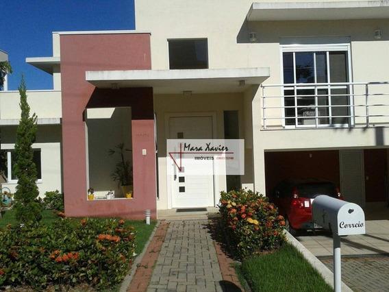 Sobrado Com 4 Dormitórios À Venda, 260 M² Por R$ 1.200.000,00 - Bairro Buracão - Vinhedo/sp - So0663