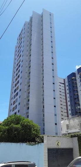 Apartamento Em Aflitos, Recife/pe De 125m² 3 Quartos À Venda Por R$ 445.000,00 - Ap375111