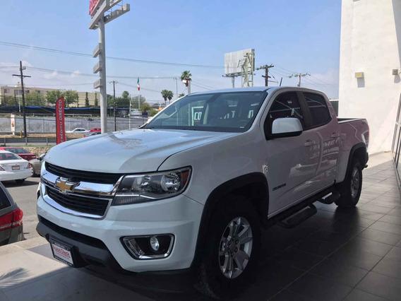 Chevrolet Colorado 2016 4 Pts. Doble Cabina 4x4 Ta C