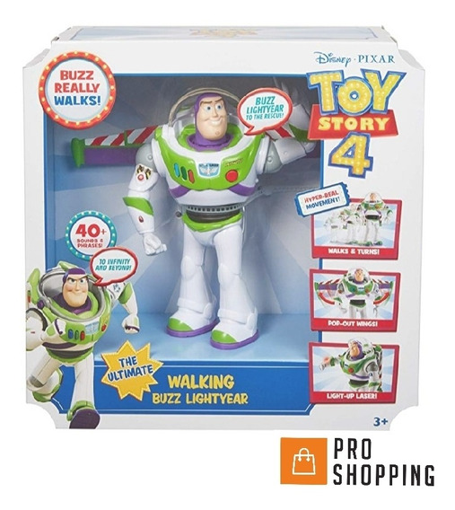 Buzz Lightyear Toy Story 4 Original