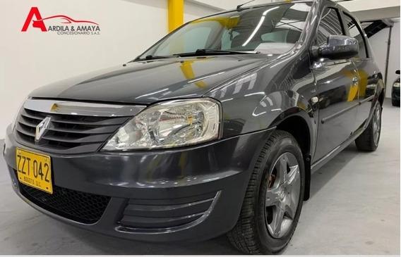 Renault Logan Expression 2015 1.600 A.a.