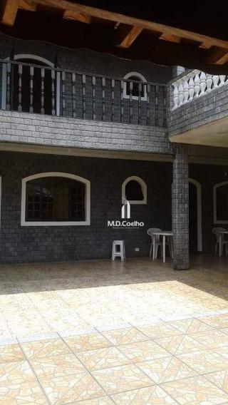 Casa Com 2 Dormitórios À Venda, 280 M² Por R$ 680.000 - Parque São Miguel - Guarulhos/sp - Ca0300