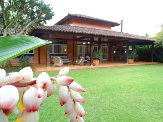Casa Com 6 Suites, Praia Do Pulso, Ubatuba-r$ 3.6 Mil Cod 1127 - V1127