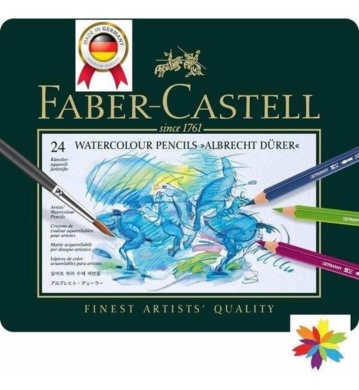 Lapices Faber Castell Albrecht Durer X 24 Acuarelables
