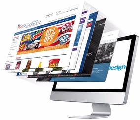 Criação De Sites E Lojas Virtuais Pelo Melhor Preço!