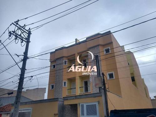 Cobertura À Venda, 85 M² Por R$ 585.000,00 - Vila Curuçá - Santo André/sp - Co0727