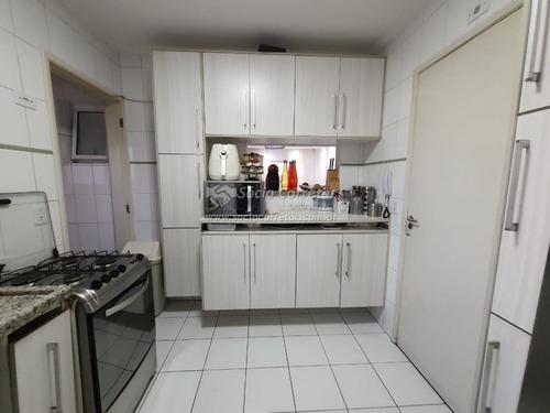 Imagem 1 de 15 de Apto 75 M² À Venda -03 Dorms- 02 Vagas - Cond. Florença -gru - Apartamento A Venda No Bairro Vila Progresso - Guarulhos, Sp - Sc01396
