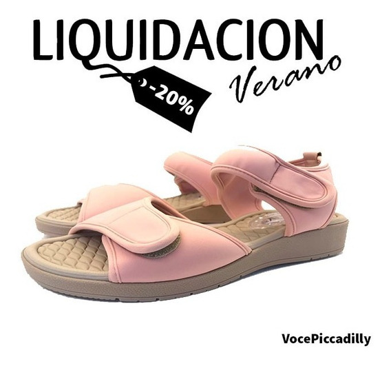 Sandalias Piccadilly Super Confort At. 561025 Vocepiccadilly