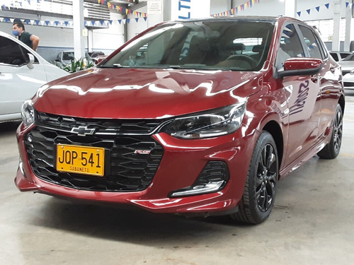Chevrolet Onix Rs Turbo