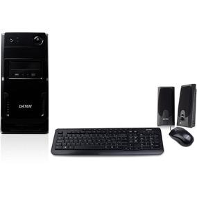 Computador Desktop Daten Core I3 4gb 1tb Hdmi Usb Advanced