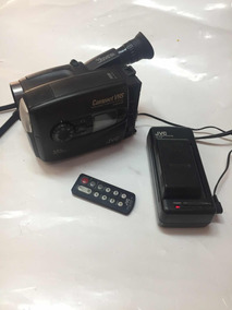 Filmadora Compact Vhs Camcorder Jvc Gr-ax71 Defeito