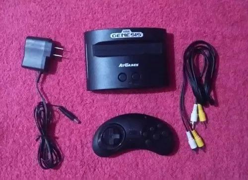 Sega Gênesis Atgames Mega Drive Classic Raro Impecável