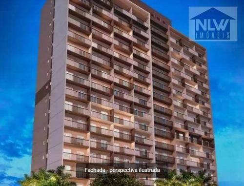 Apartamento Com 1 Dormitório À Venda, 27 M² Por R$ 189.409,00 - Vila Romana - São Paulo/sp - Ap2162