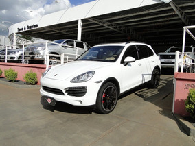 Porsche Cayenne 4.8 S 4x4 V8 32v Gasolina 4p Tiptronic