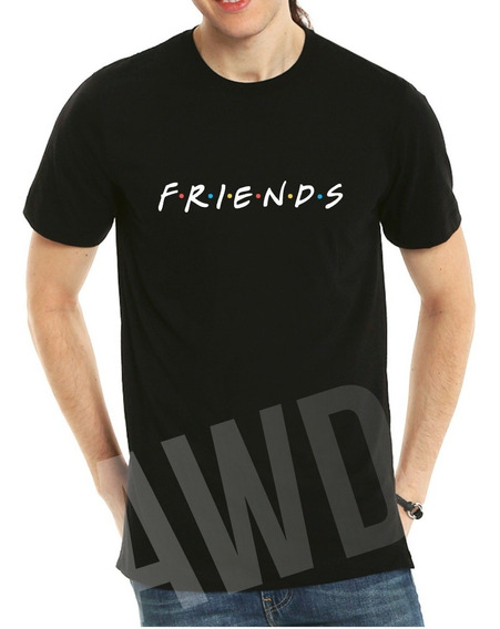 Playera Serie Tv Friends + Envio Gratis!
