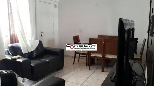 Imagem 1 de 18 de Apartamento Residencial À Venda, São Bernardo, Campinas - Ap0176. - Ap0176